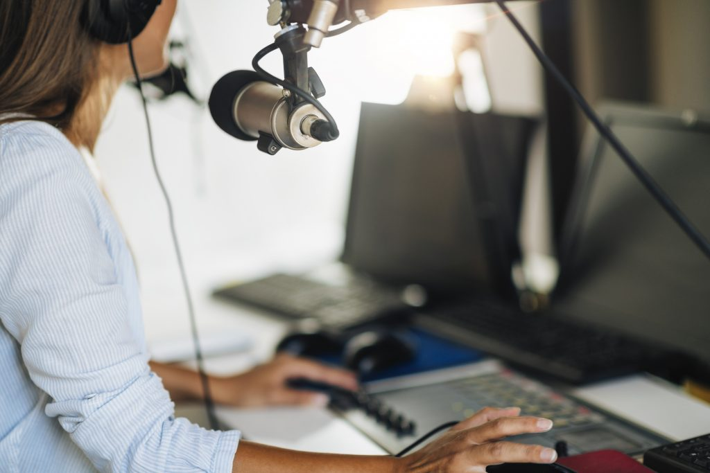 Podcasts, Videomarketing & Augmented Reality